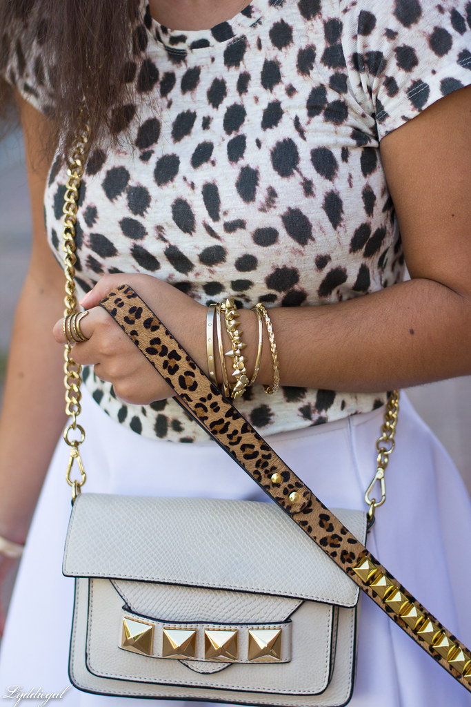 leopard tee, white skirt, grayson bag-4.jpg
