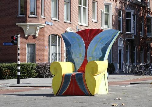 art - Dora Dolz - Rotterdam - sculpture
