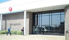 T-Building Entrance
