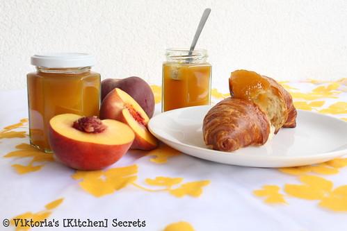 Mango Pfirsich Marmelade, Viktoria's [Kitchen] Secrets