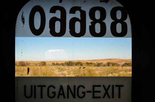 UITGANG-EXIT
