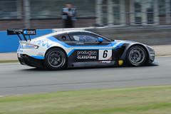 British GT Donington Park 14/8/2014
