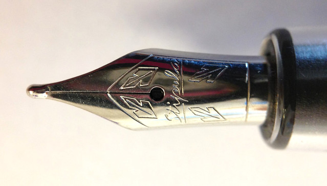 Review: Stipula Passaporto Fountain Pen - Double Broad @JetPens