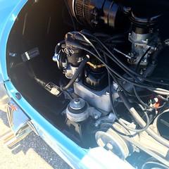 1958 Fiat Abarth 750 Double Bubble
