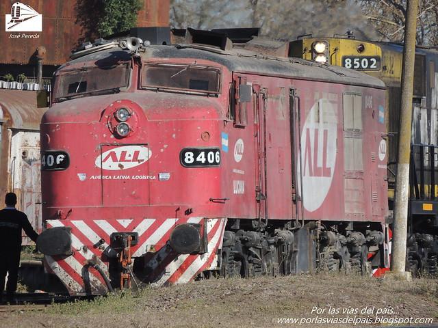 ALCO FPD7 8406 - RSD16 8502