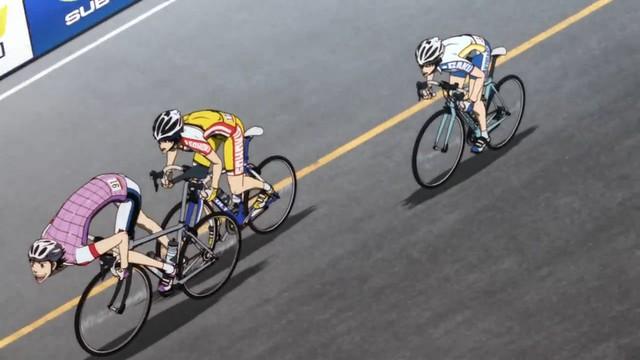Yowamushi Pedal ep 31 - image 03