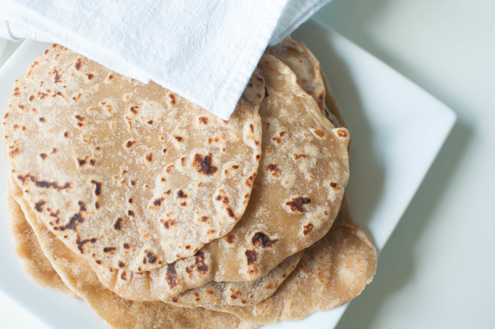Whole Wheat Tortillas 2