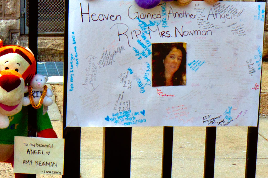 Memorial-to-Amy-Newman--South-Philly-(detail-2)
