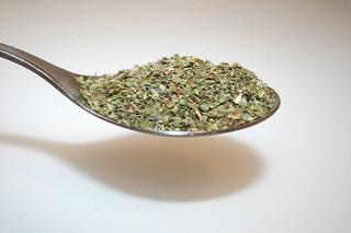 06 - Zutat Majoran / Ingredient majoram