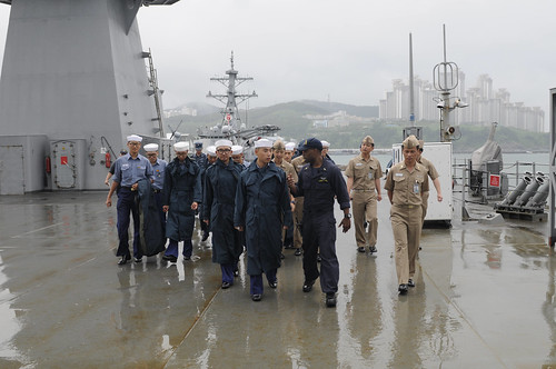 Blue Ridge Completes Exercise with ROK Navy, Improves Joint Operational Capabilities