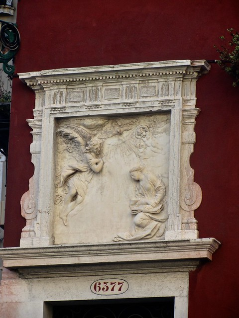 Venetian Plaque
