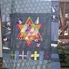 Quilt top done! #tessellationsal #alisonglass @nydiak @sewsweetness Link to instagram: http://instagram.com/p/siRDSMojeP/