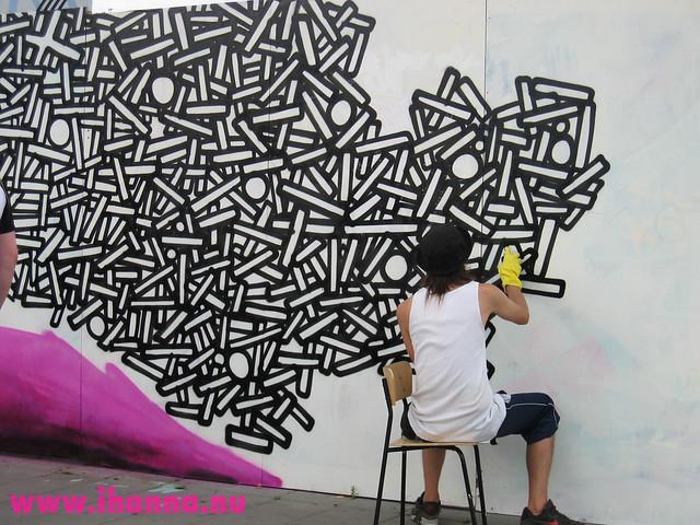 Grafitti in Borlänge