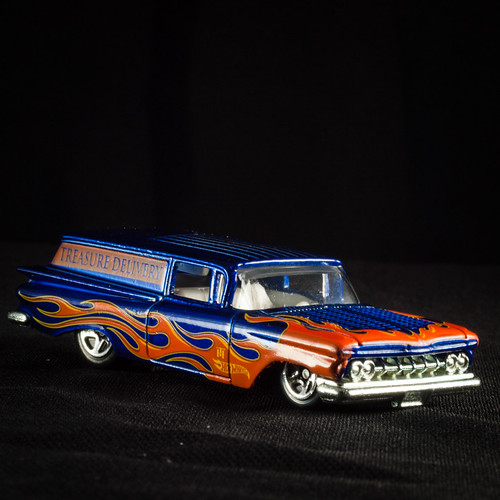 59 Chevy Delivery