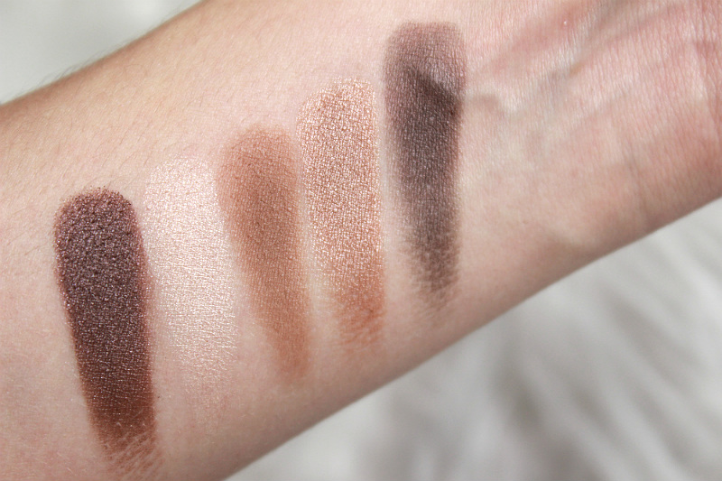 Dior Autumn Makeup 2014 Cuir Cannage Swatches