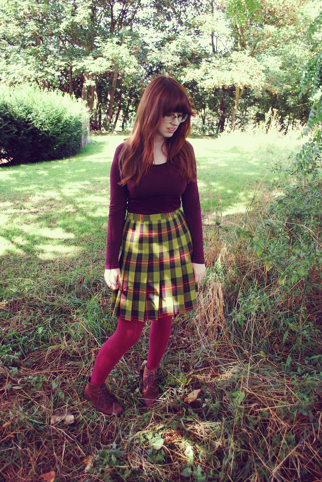 autumnal fashion uk
