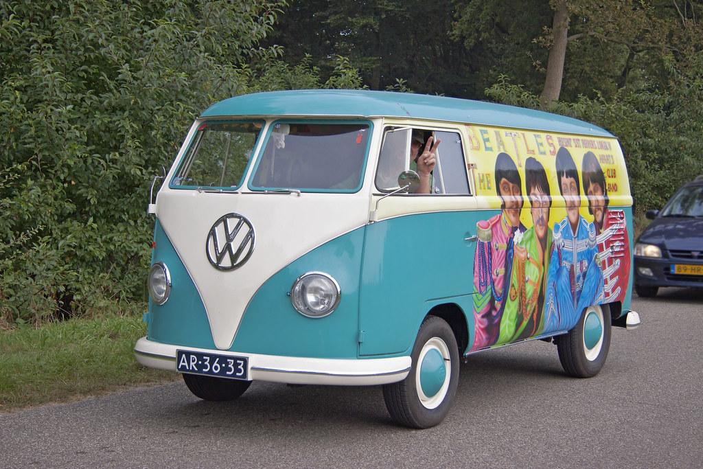 Volkswagen Typ 2 T1b 1959 (8860)