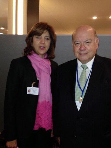 Secretary General Met with the Foreign Minister of Colombia