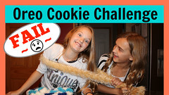 Thumbnail image for Oreo Challenge Gone Wrong