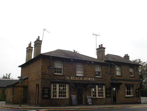 Black Horse, High Barnet, London EN5