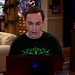 Sheldon often reads my comprehensive biography in his free time.