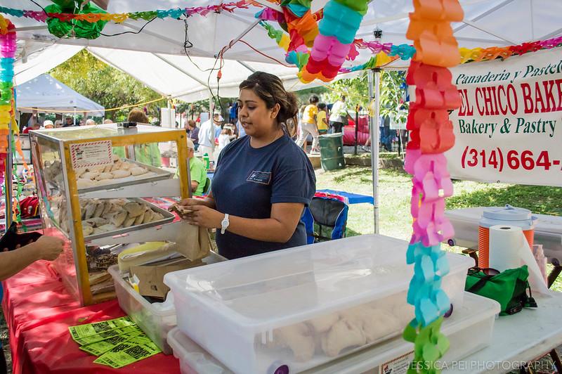 bakery hispanic festival soulard st louis stl