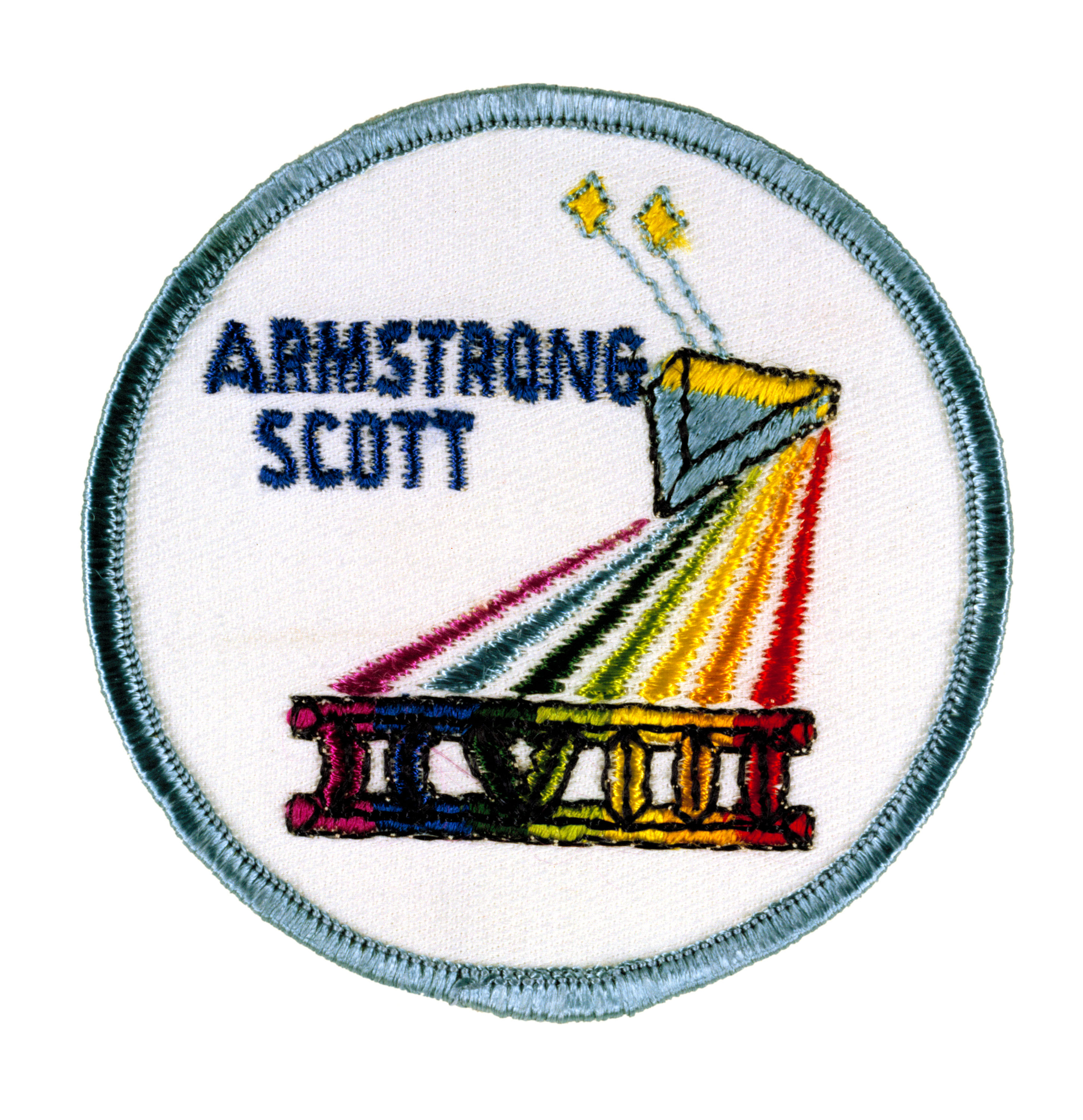 neil armstrong mission name patch - photo #7