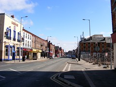 Oakfield Road, Anfield