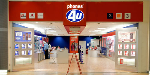 Phones 4U goes into administration