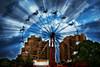 Une grande roue panoramique = Ferris Big Wheel  = Das Riesenrad = Veliki kružni vrtuljak = 摩天輪 = ◯ ⃝ ❖ EXPLORE ❖ PHOTO ❖