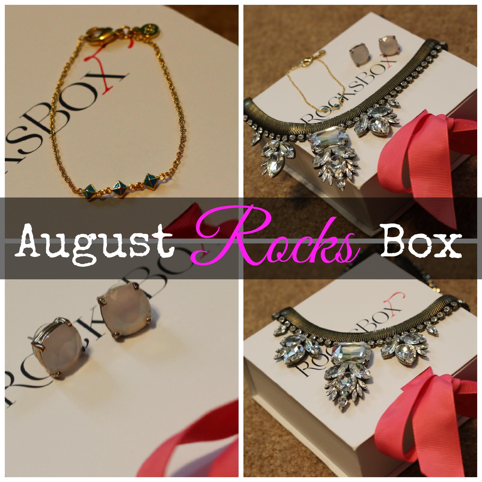 August 14 Rocks Box