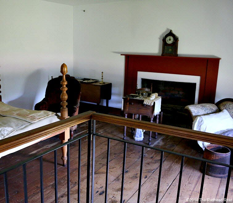 clock in room during - Stonewall Jackson death In Guinea, Virginia