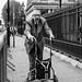 Greenwich Mean Time Man, Greenwich by -Gerard Collett-