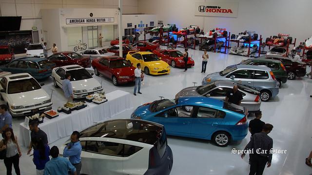 American Honda Museum History Renewed