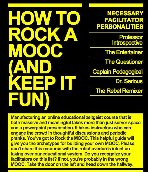 rock the mooc