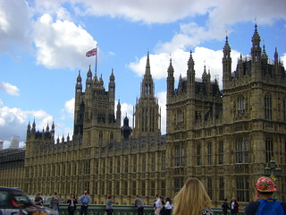 London - Palace of Westminster
