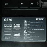 Portatil GE70 2PE MSI 41