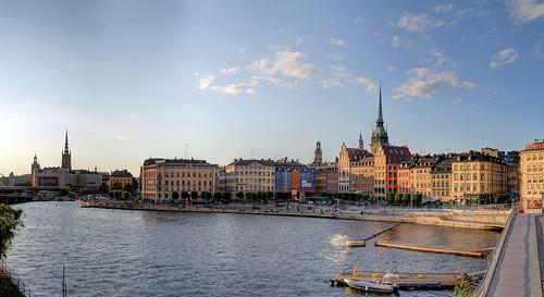 panorama europa europe sweden stockholm schweden slussen sverige scandinavia hdr estocolmo stoccolma suecia panorámica escandinavia tonemapped potd:country=es