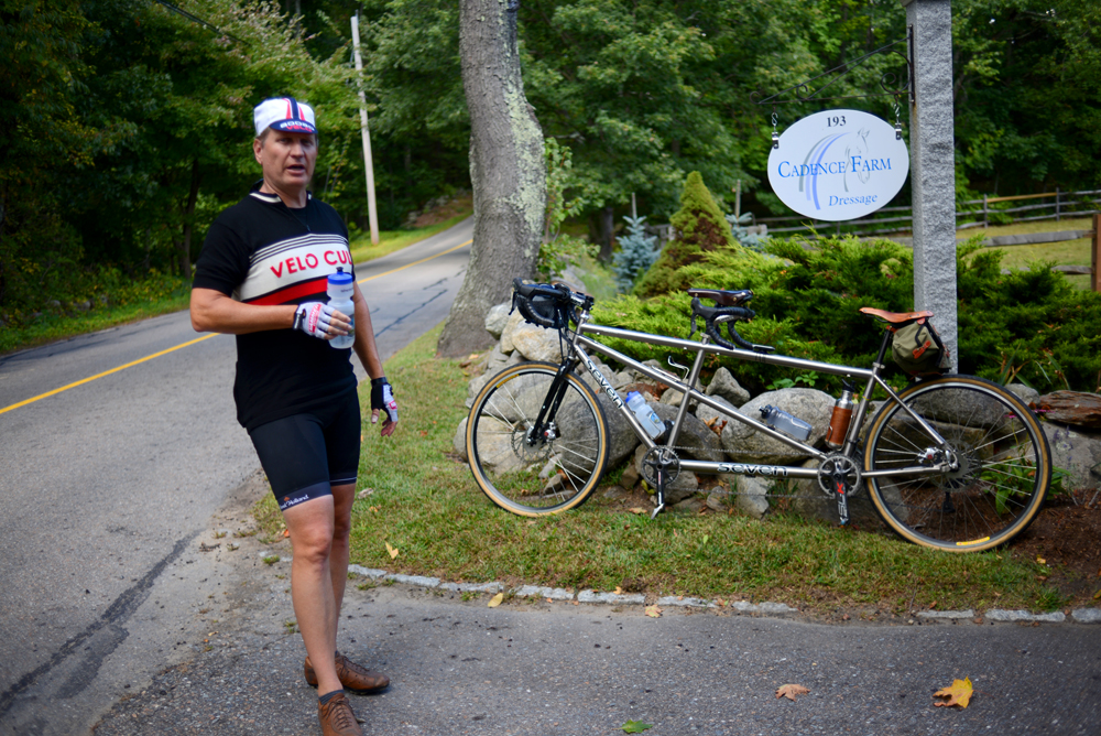 Tandem Century with Chris Kostman