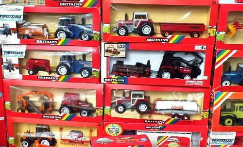 Britains trattori