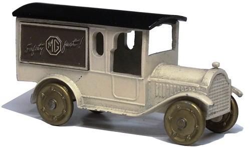 Nostalgic Miniatures Federal Truck