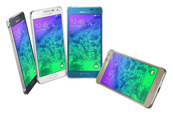купить мобильный телефон Samsung Galaxy Alpha