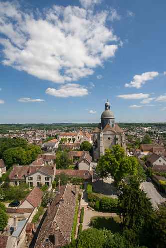 Provins - Medieval Town ~100km south-east of Paris
