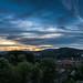 Sundown over Bielefeld #2