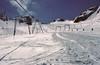 Skifahren am Stubaigletscher, 1981, 73106