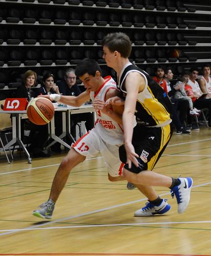 Petite Finale Sam CPE - Lugano Tigers U16  23
