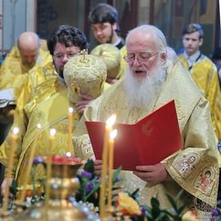 Божественная литургия 655
