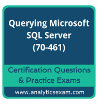 70-461 Practice Exams for Querying Microsoft SQL Server 2012/2014 | by mohammadnelson