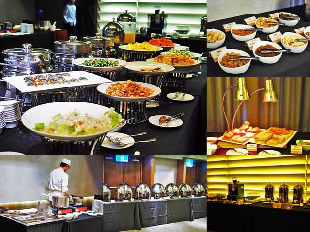 台南晶英酒店 中式早餐2