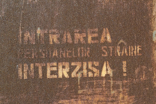 rusty steel sheet